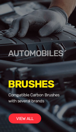 Carbon Brushes Automobiles
